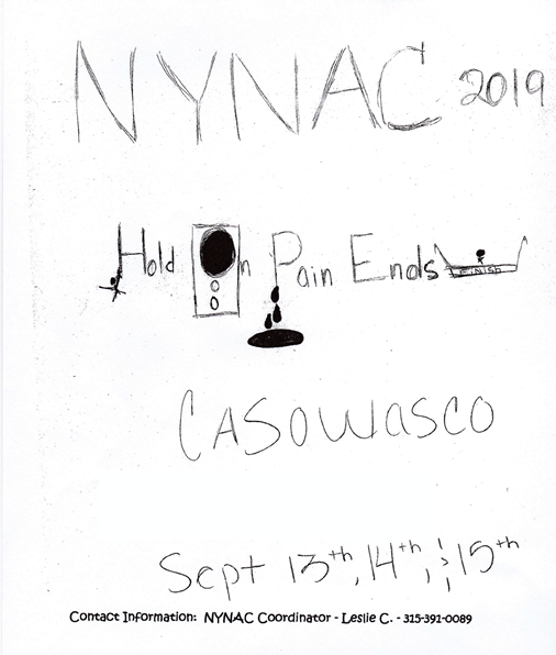 2019 NYNAC Artwork
